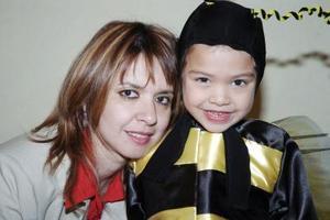 Rocío Bruno y Andrea González.