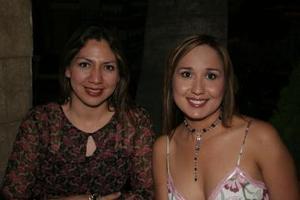 d ISabel Íñiguez e Hilda García.