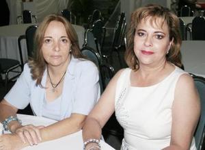 Celia González y Chacha Chufani.