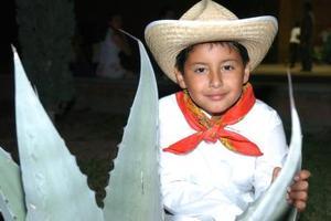 <b>17 de mayo </b><p>  El pequeño Ramiro Díaz fue festejado con un convivio.
