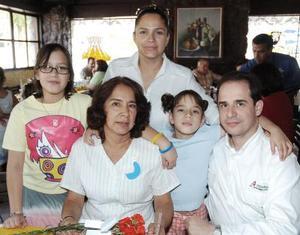 Familia Gómez Monroy de la Rosa