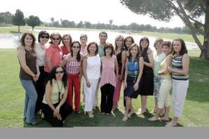 Josefina de López, Carmen de Ávalos, Anabel de González, Yanira de Zarzar, Katia de Zarzar, Linda de Zarzar, Claudia Iduñate, Marcela Iduñate, Soledad Anaya, Chelita de Rimada, entre otros.