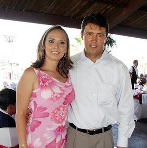 Ana Luisa López de Camacho y Marco Antonio Camacho