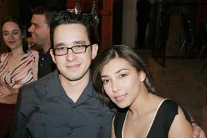 Manuel Blanco y Alejandra Aguilar