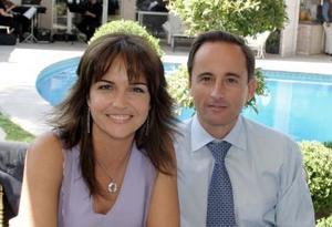 Pilar Y Eduardo Trivio.