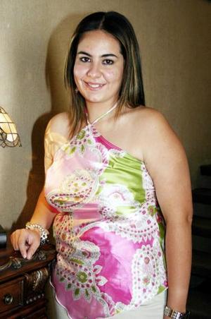Rosario Chaib López Romo contraerá matrimonio con Luis Carlos López Martínez.