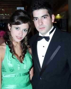 Cristy Ruiz y Ricardo Tueme