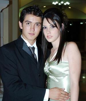 Javier Belausteguigoitia y Karen Murra