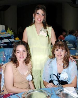 Con motivo del próximo nacimiento de su bebé, Marcela Pérez de Huerta disfrutó de una fiesta de canastilla, en la cual recibió lindos regalos.
