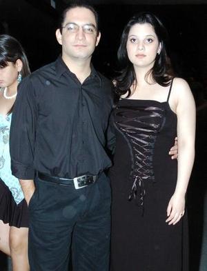 José Edmundo Gallardo y Ana Isabel de Gallardo.