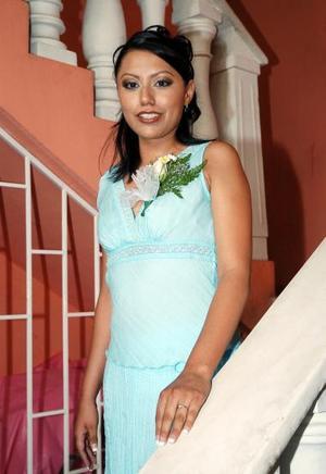 <b>22 de mayo </b><p>   Vianey Patricia Soto Pérez recibió felicitaciones por su próximo enlace matrimonial.