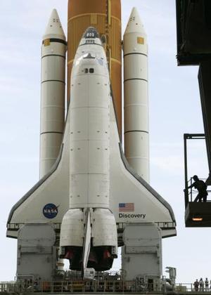 La misión será la primera misión de un transbordador desde que el 'Columbia' se desintegró a su retorno a la Tierra en febrero de 2003.