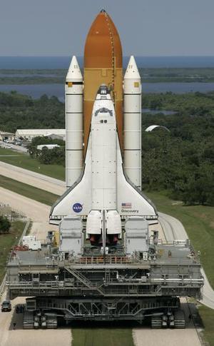Debido a varios problemas técnicos que podían afectar a la seguridad, la NASA anunció a finales de en abril retrasar el lanzamiento -previsto para este mes de mayo- hasta un período comprendido entre el 12 y el 31 de julio,