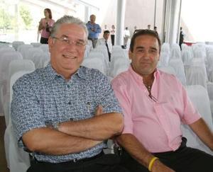 W-Armando Navarro y Guillermo Diez