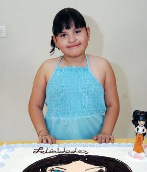 <b>26 de mayo </b><p> María Cristina Martínez cumplió nueve años de vida.