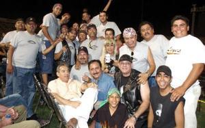 Club de motociclistas, Los Buitres del Desierto.