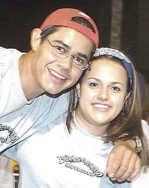 Hugo y Martha Pámanes