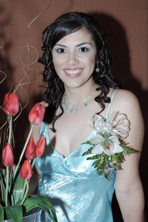 Con motivo de su próxima boda con Jorge Castañeda, María Elena Villalobos Sosa disfrutó de una despedida de soltera.