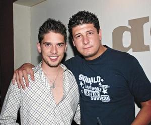 Roberto Boheringer y Juan Pablo Garza