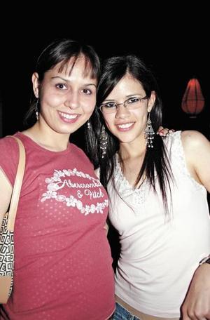Judith Hernández y Roberta Cárdenas
