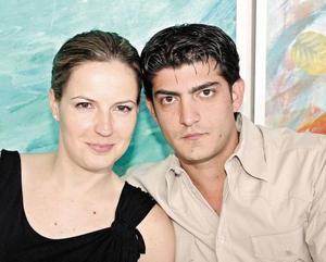 Laura y Yussef Mansur