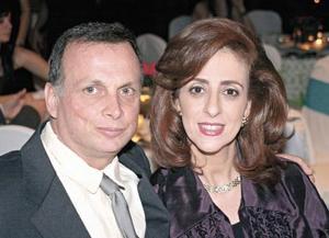 Jacobo Zarzar y Linda de Zarzar