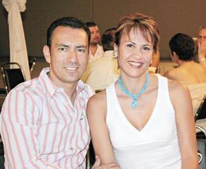 Francisco Díaz de León y Miriam Aguilar de Díaz de León
