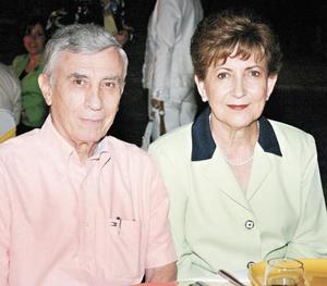 Saúl y Bety Gómez