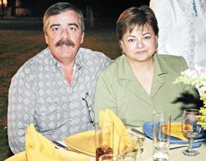 Rafael Álvarez y Lula Valdés de Álvarez