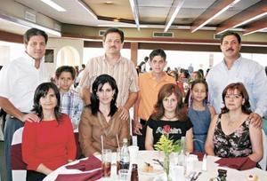 Familia Juan Marcos Apers, Familia Juan Marcos Zarzar y Familia Juan Marcos González