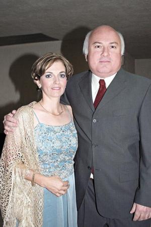 Martha S. de Arriaga y Jesús Arriaga