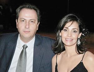 Jorge S. Bujdud y Carmen San Miguel de Bujdud