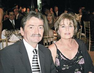José León Salazar y Adela Cuerda de Salazar