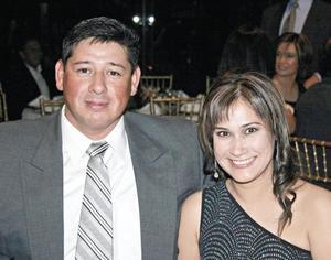 Fernando Rodríguez y Elsa Grageda de Rodríguez