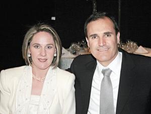 Isabel Gil de Muñoz y Alfonso Muñoz Franco