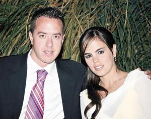 Poncho Zermeño y Mary Tere Jiménez