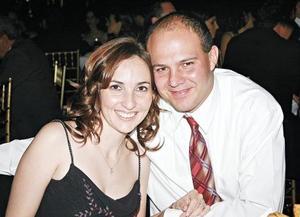 Mariana y Manuel Portilla
