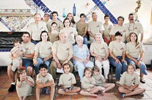 Familia Montaña Villarreal