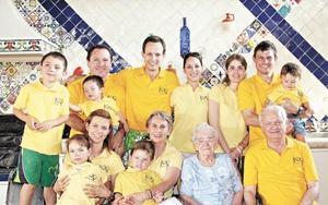 Familia Montaña Vázquez