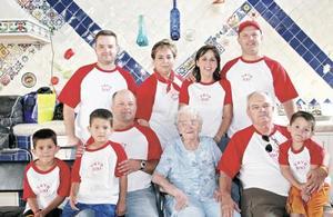 Familia Montaña Martínez