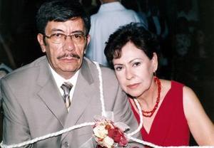 Sr. José Arturo Mitre Silva y Sra. María Guadalupe Orozco Fraire contrajeron matrimonio civil y recibieron múltiples felicitaciones.