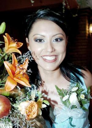 <b>28 de mayo </b><p> Vianey Patricia Soto Pérez recibió sinceras felicitaciones por su próximo matrimonio.