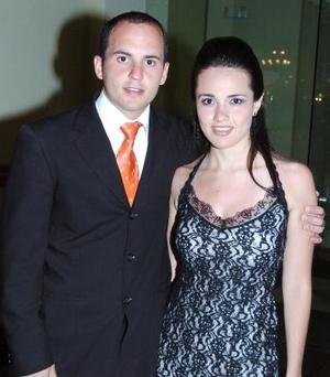Alfredo Fernández y Nora González