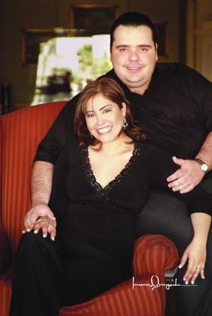 Angelina Rodríguez y Alberto Silveyra Faya