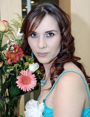 Melina Reyes Velázquez disfrutó de una despedida de soltera