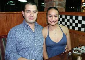 Octavio Durán Serna y Valeria Correa Rivas.