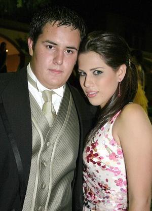 Ricardo Arratia y Marifer Bustos