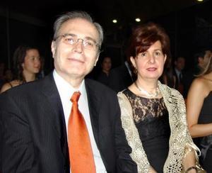 Jorge Siller y María EStela Madero de Siller