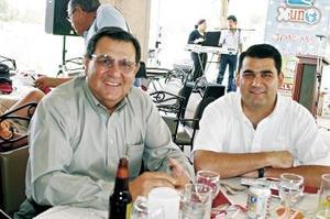 Julio y Julio Villalobos.