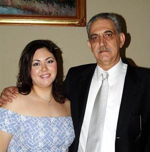Katryn Kort y Gabriel Kort Abularach.
